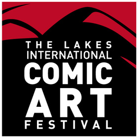 The Lakes Comic Art Festival, October 2013